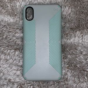 BLUE SPECK CASE FOR IPHONE XS MAX
